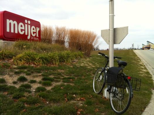 Cranksgiving 2012.2 Meijer