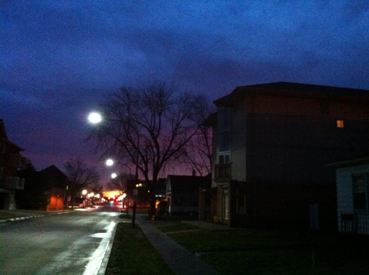Early Morning Color 12 Jan 13, 1