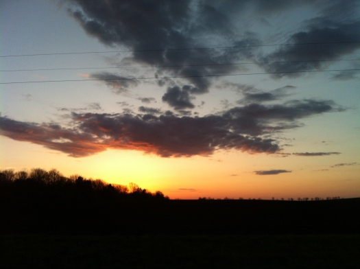 Sun Crowning 14 Apr 13